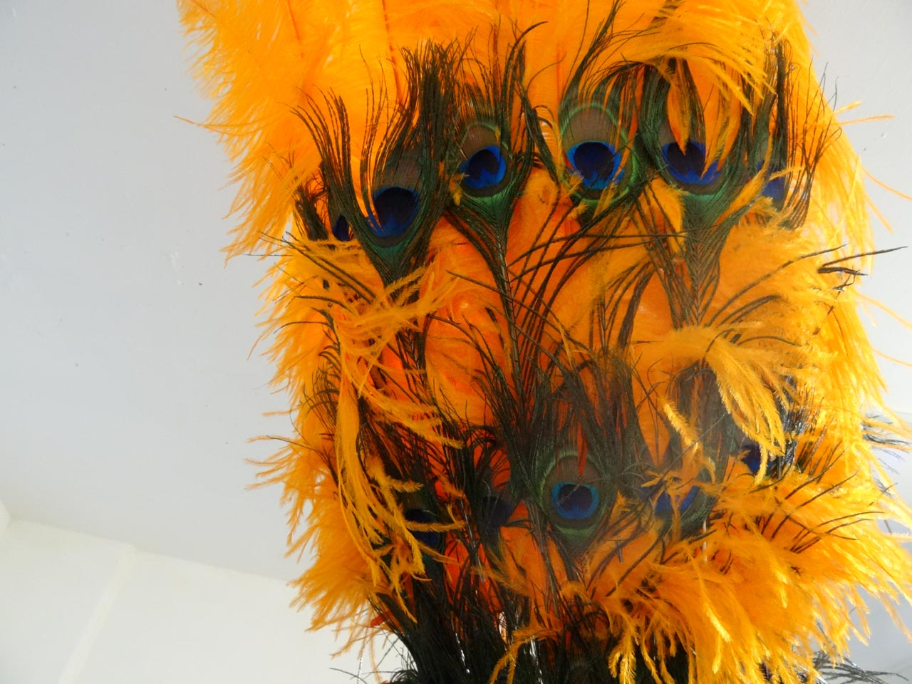 Fire Rooster | Alia Pathan | Installation Detail