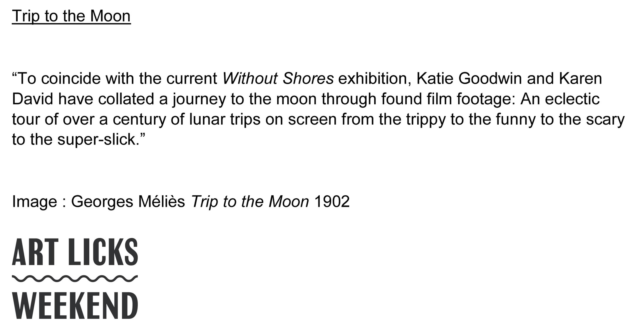 trip to the moonII