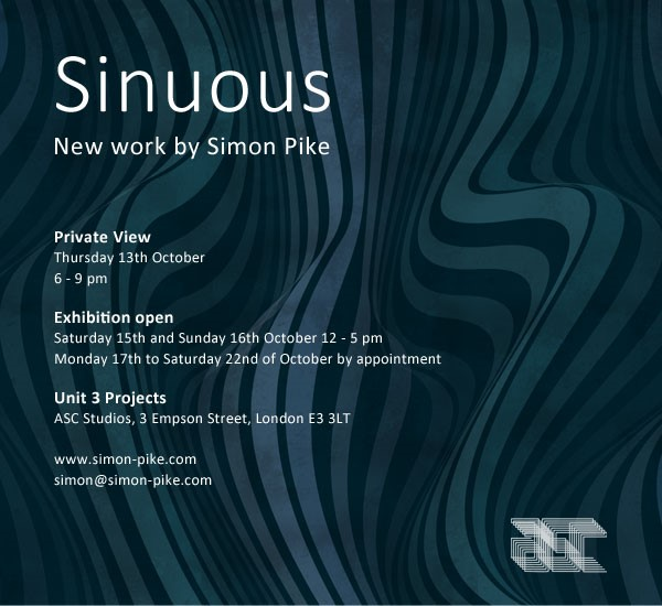 Simon Pike | Sinuous